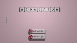 How to Pronounce ABDUCTION